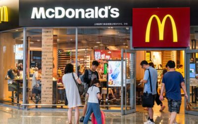 Big Mac Owner Moves into Voice